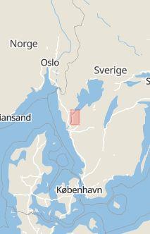 Trafikolycka, singel, P lnsvg 2018 norr om Upphrad har