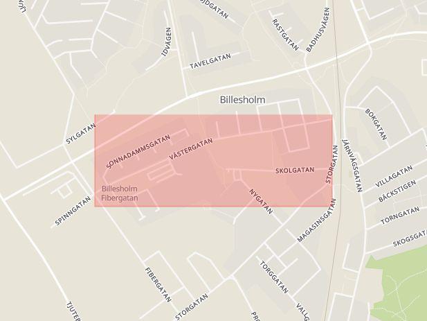 Pia Brodn, 54 r i Billesholm p Grsparvsgatan 2 - adress