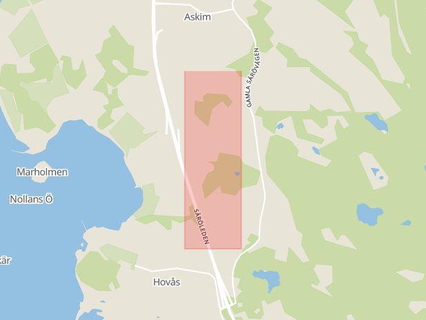Skimmningsfrsk mot butik i Askim | Gteborgs-Posten