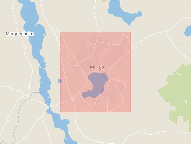 Dejta kvinnor i Mullsj Sk bland tusentals kvinnor i Mullsj